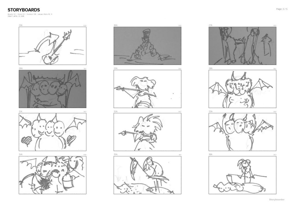 storyboards-2019-04-21-07.26.40-page-003-1024x724 The Process: Pablo Infernal – Devil's Heart. Animated music video