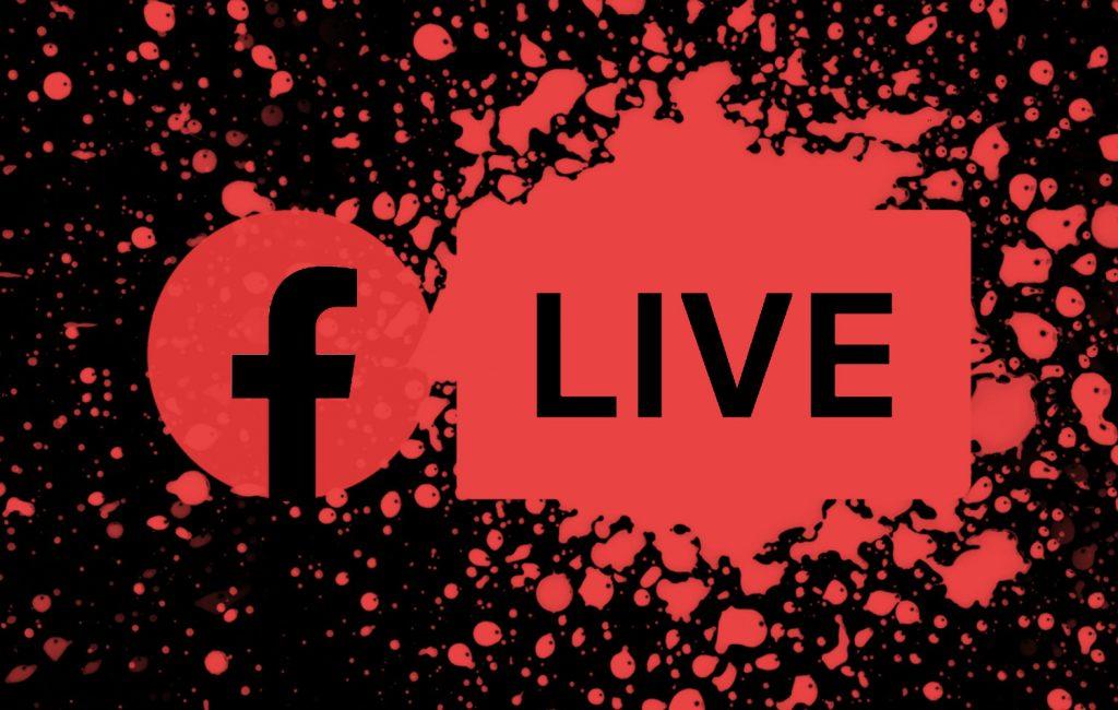 Facebook live stream update. No covers
