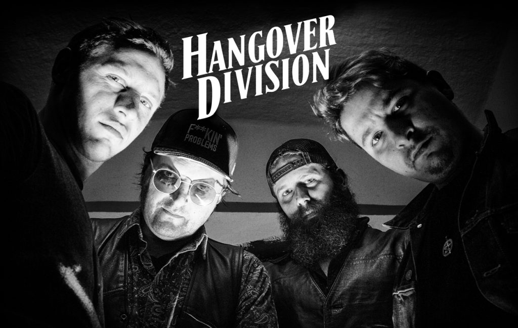 Hangover Division, bitches!